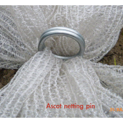 Cloche Net Anchor Pins