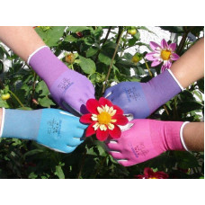 Garden Gloves-Showa Small Light Blue