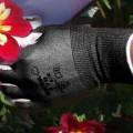 Garden Gloves-Showa Large Black