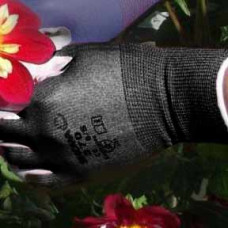 Garden Gloves-Showa Medium Black