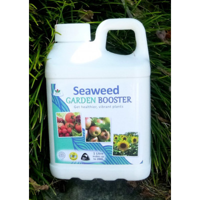 Seaweed Concentrate Garden Booster - 1 Litre