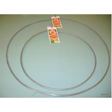 Twistake Ring 300mm-Silver
