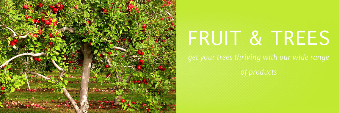 Trees & Fruit
